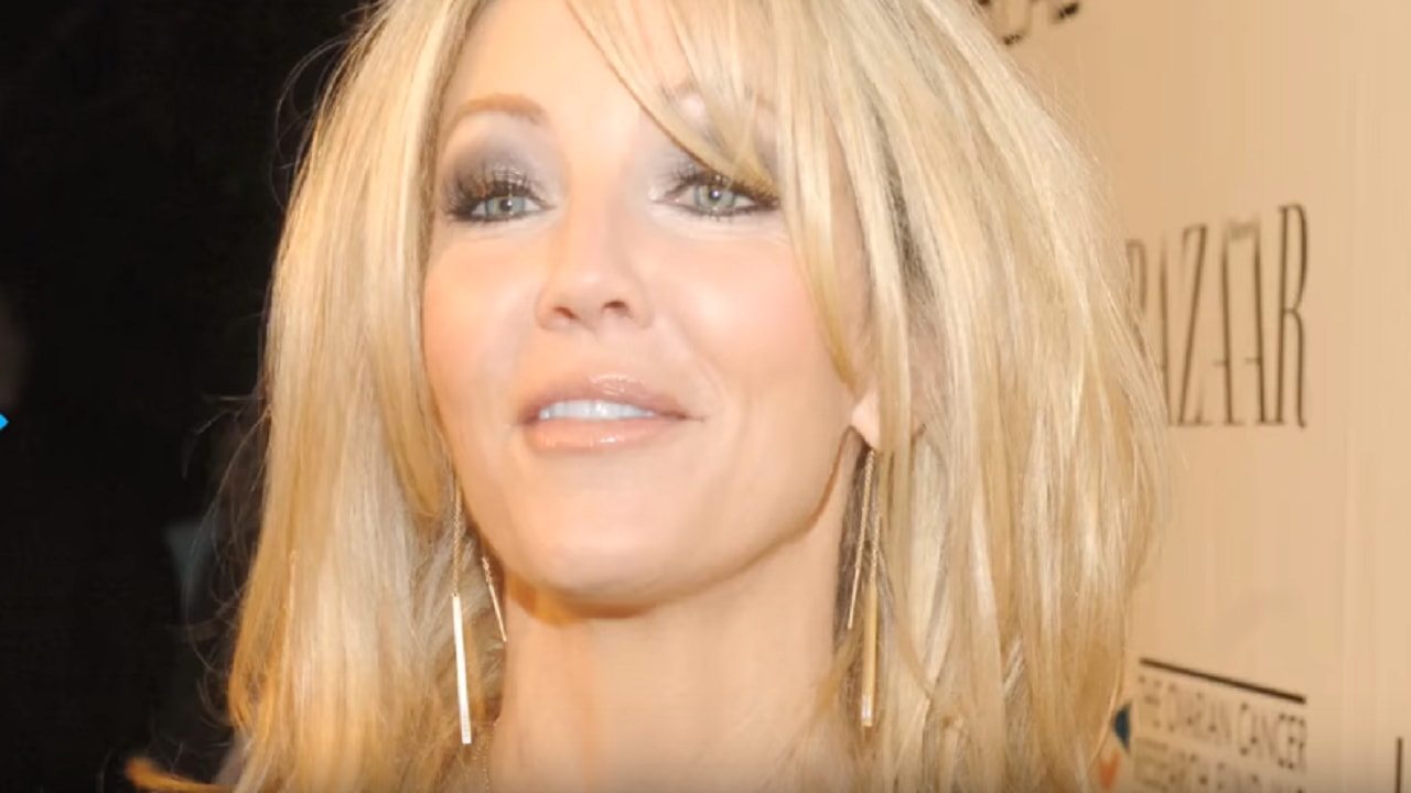 Heather Locklear checks in rehab for 6th time