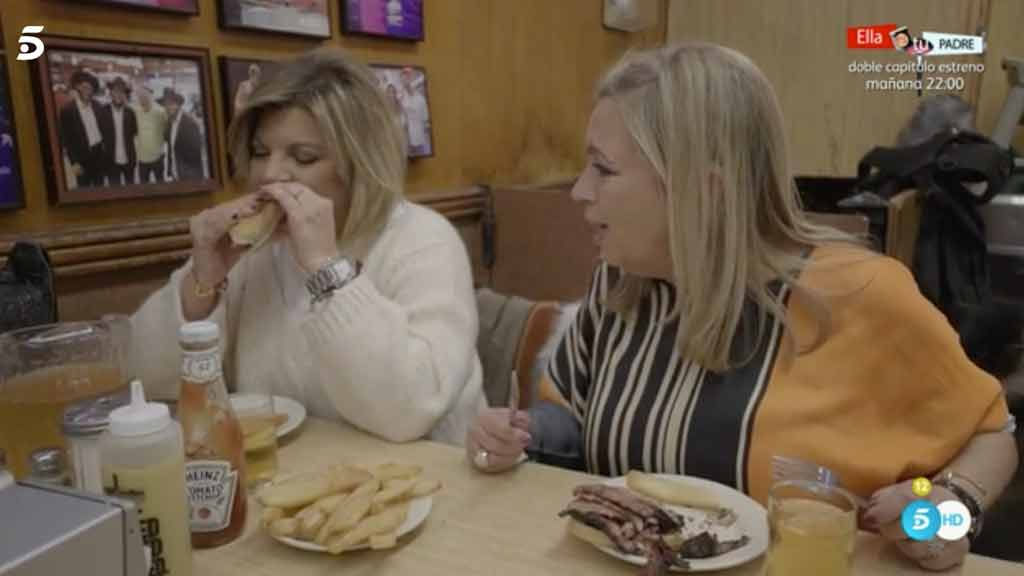 VIDEO 'Las Campos en NY': Hot dogs, zapatos de marca y bolsos de imitación