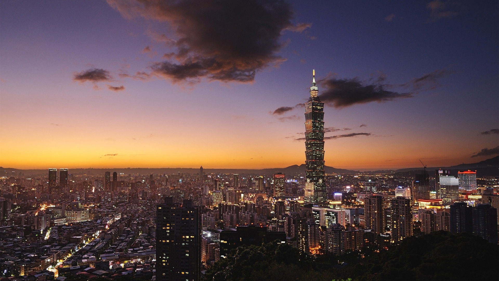 China: Taipei dice que busca la paz