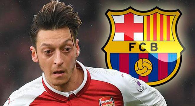 Los caprichos de Mesut Özil para firmar con el FC Barcelona