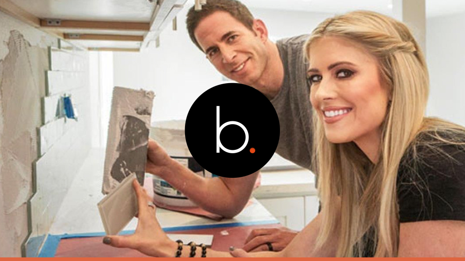 'Flip or Flop': Christina and Tarek El Moussa are still working together.