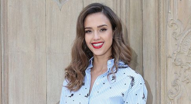 Jessica Alba Give Birth To A Baby Boy