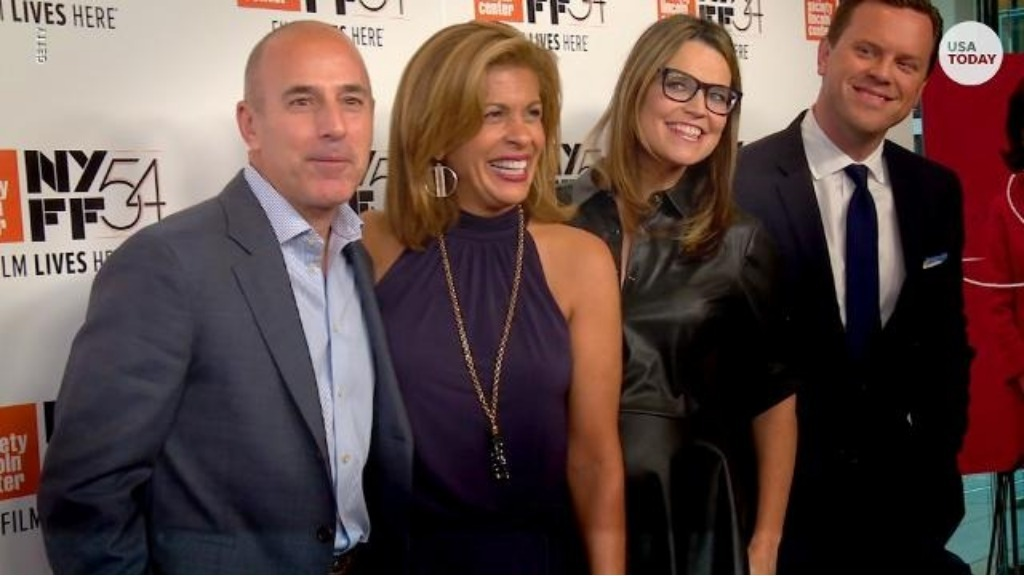 Hoda Kotb becomes the new permanent 'Today' co-anchor with Savannah Guthrie