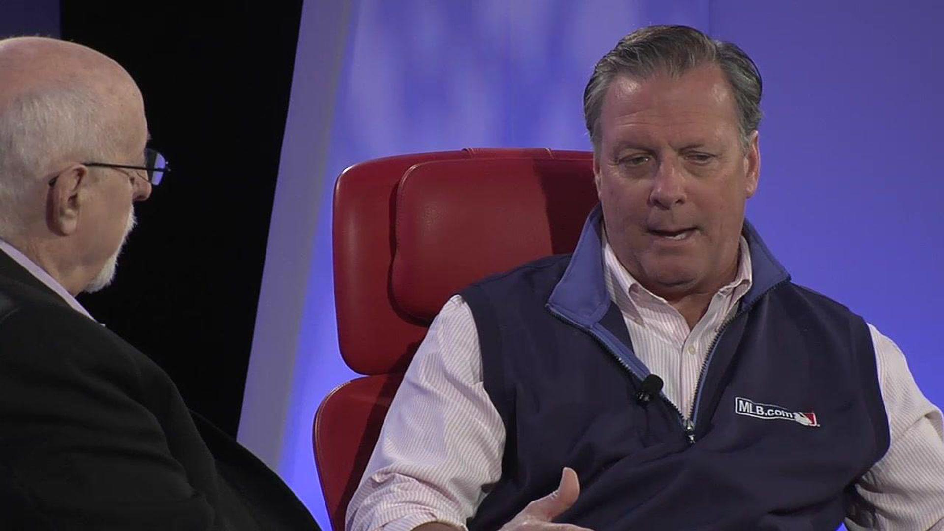 Ex-ejecutivo de MLB Advanced Media forzado a abandonar por mala conducta