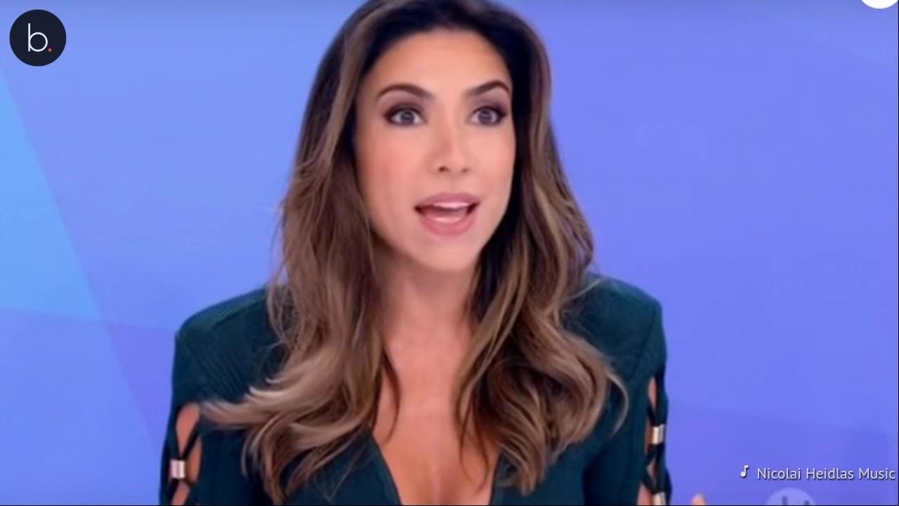 """Assista: Patricia Abravanel impressiona Leo Dias e afirma: 'Pode criticar"""""""