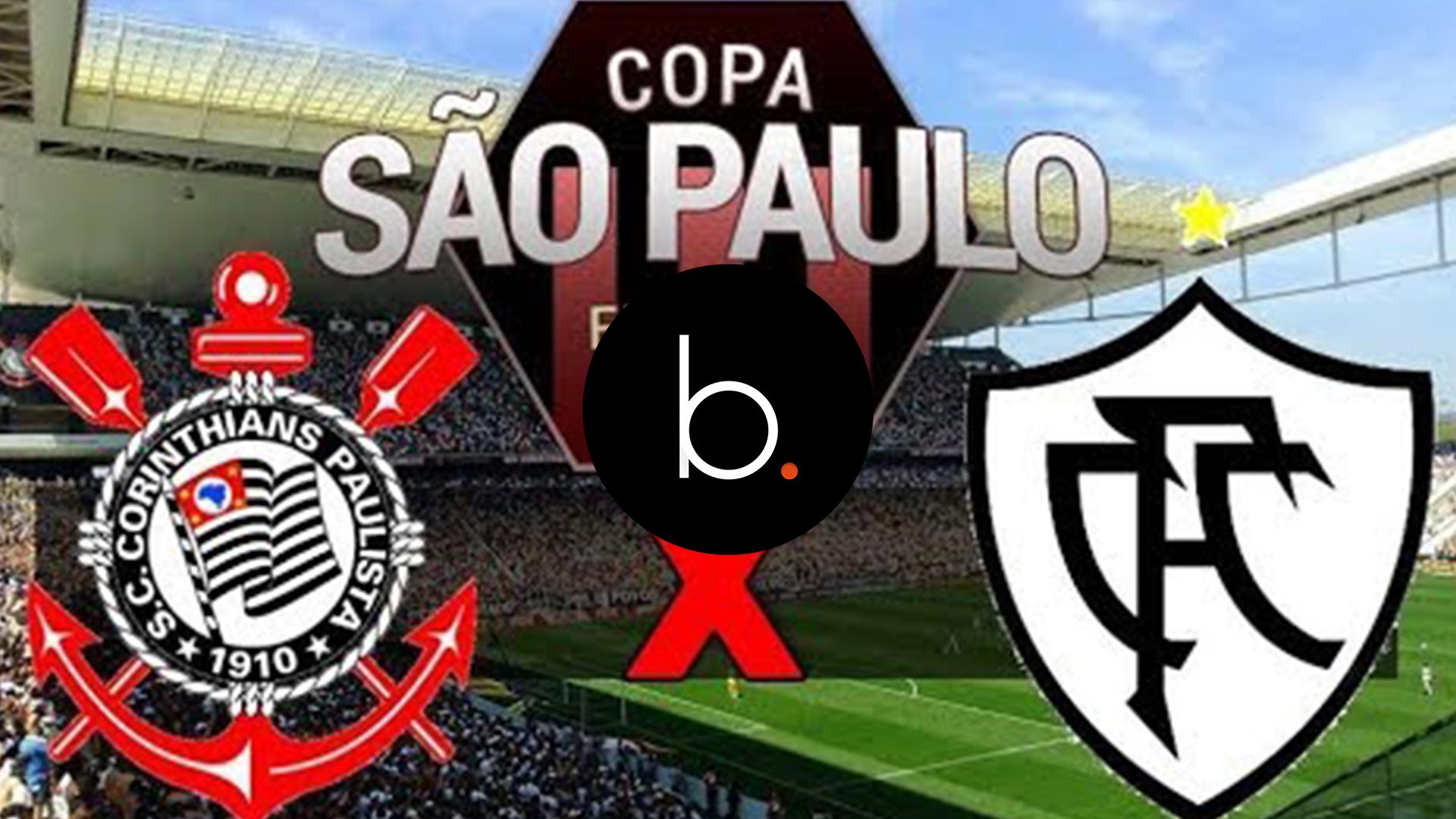 Moto Club x Palmeiras: transmissão do jogo da Copa SP ao vivo na TV e internet