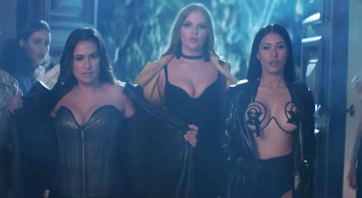 Vídeo: As cantoras Simone e Simaria lançam clipe com participações especiais.