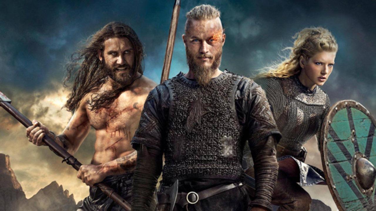 """Vídeo clima de guerra toma conta de """"Vikings"""""""