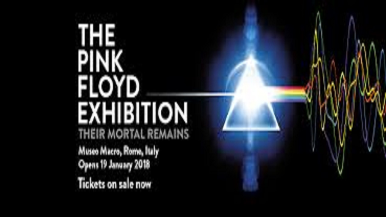 Video: Pink Floyd, mostra a Roma dal 19 gennaio 2018: date e prezzi biglietti