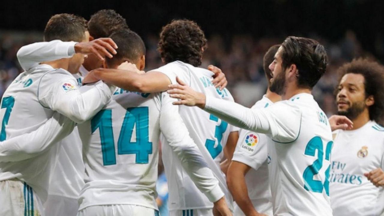 Mercato: La Chine offre 95M€ pour un cadre du Real Madrid!