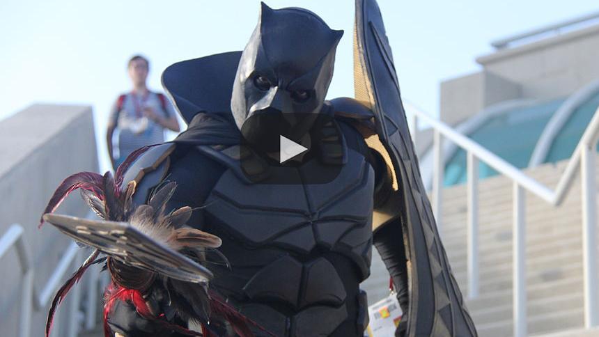 Una guerra está llegando en el nuevo tráiler de Black Panther la pelicula.