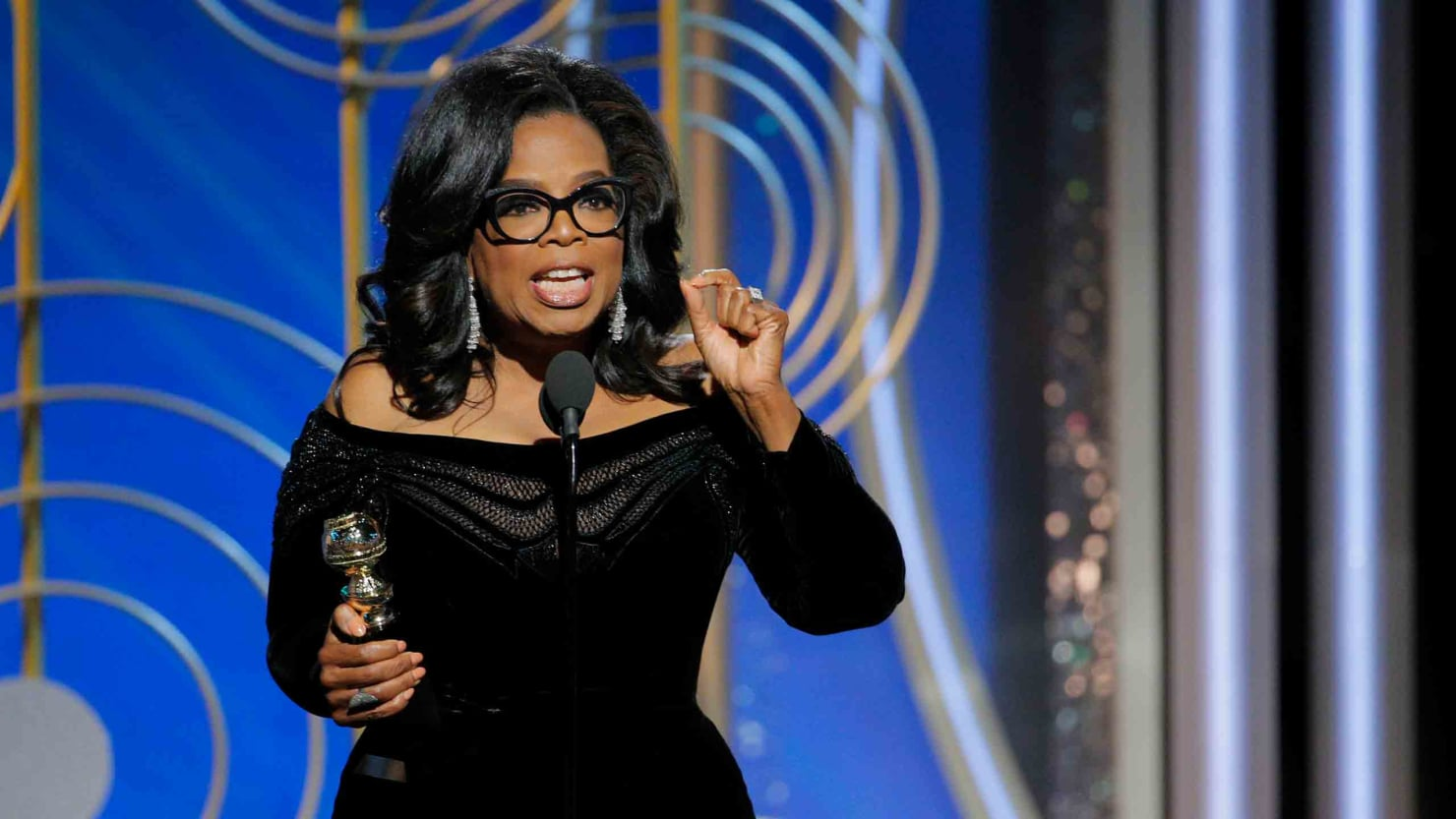Gayle King talks about Oprah's position on running for president