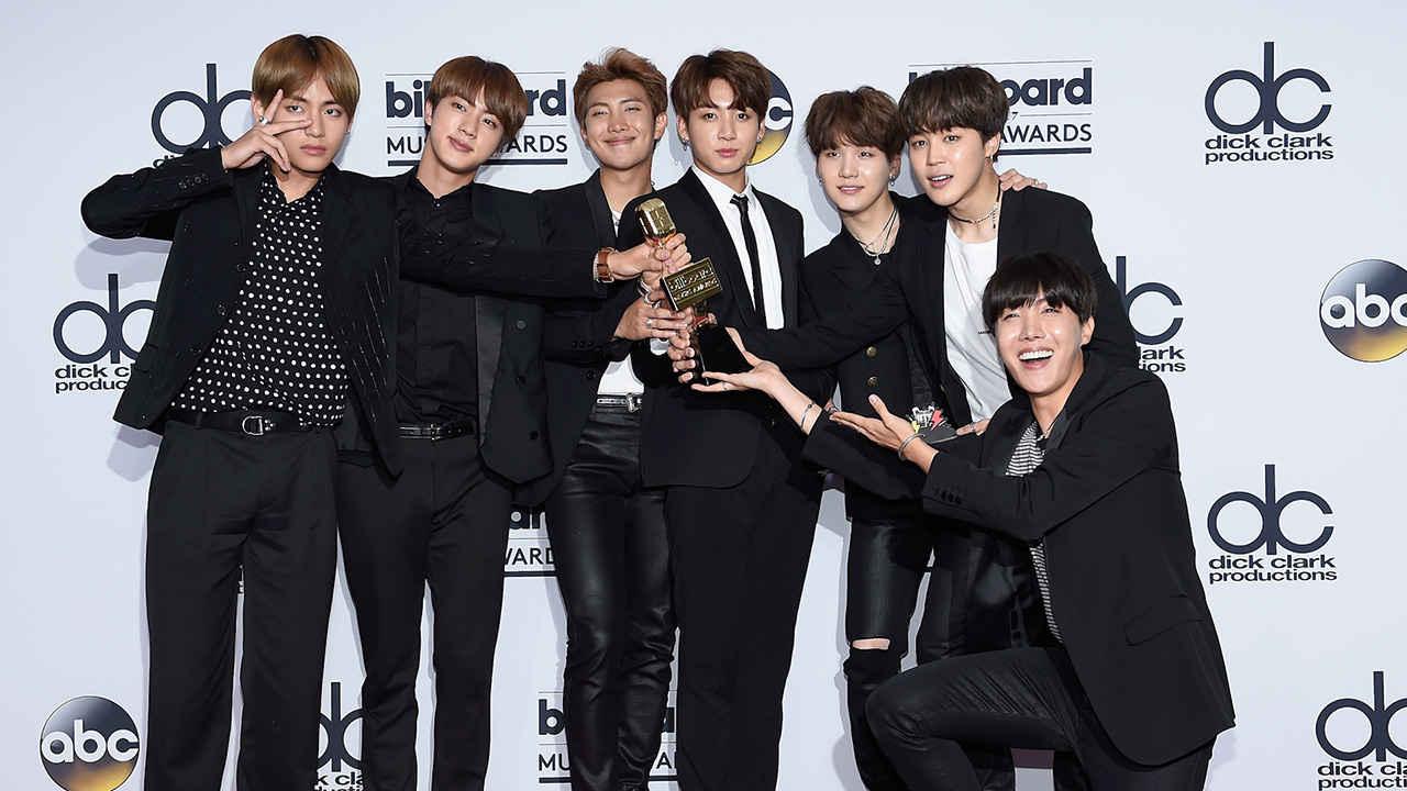 BTS es uno de los grupos que ha revolucionado el pop en Corea