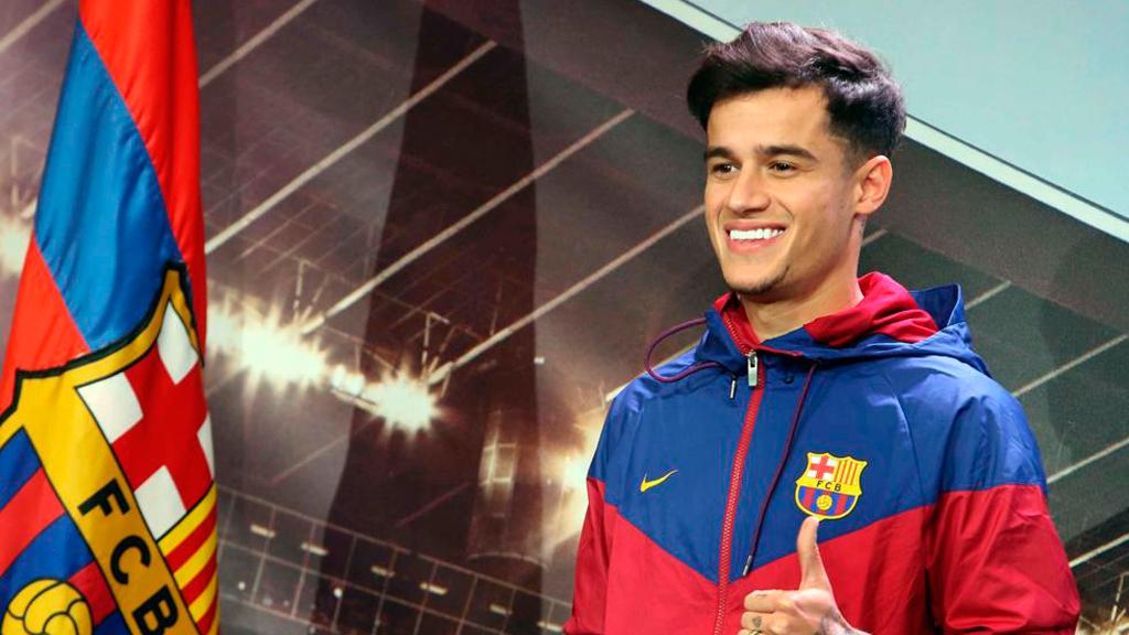 VIDEO: El primer lío de Coutinho en el Barça con este intocable