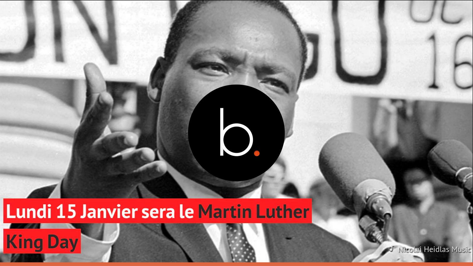 "Nike, égalité et sneakers ""Black History Month"" pour le Martin Luther King Day !"