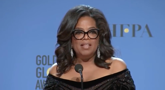 Watch Oprah speak about people and trust