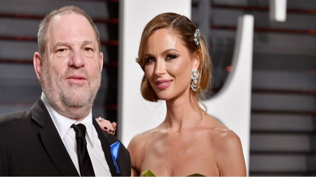 Harvey Weinstein's wife gets multi-million dollar divorce settlement