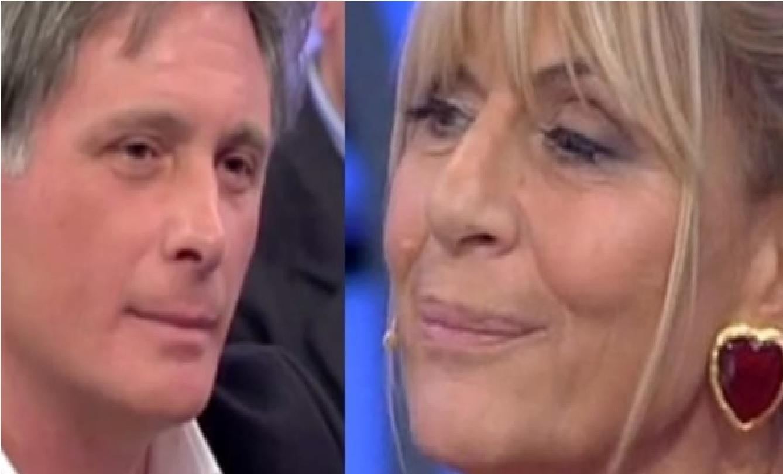 Uomini e Donne, Gemma Galgani chiede un bacio a Giorgio Manetti
