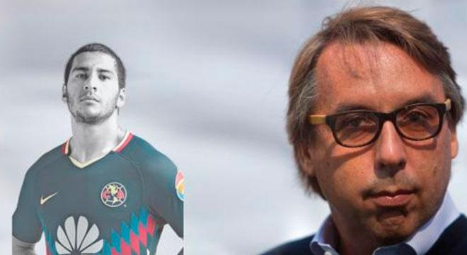 Emilio Azcárraga decidió él mismo el futuro de Cecilio Domínguez