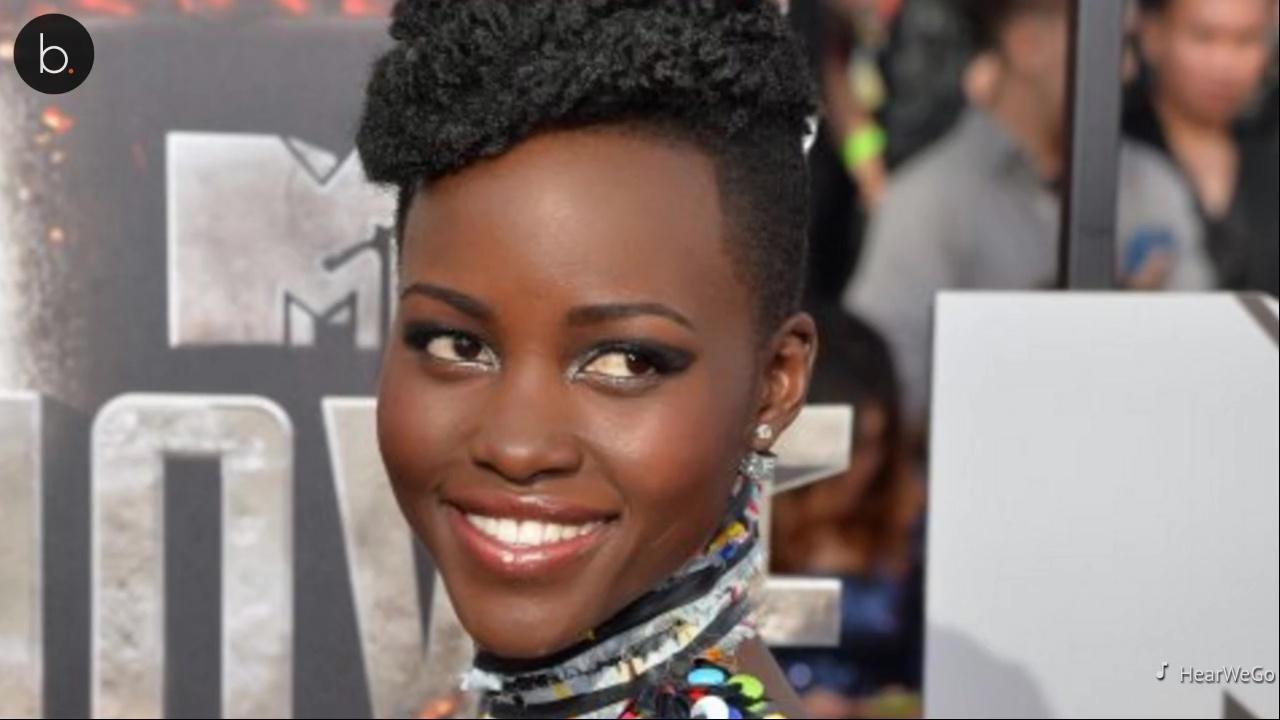 Assista: Lupita Nyong'o não assistirá ao filme do Pantera Negra