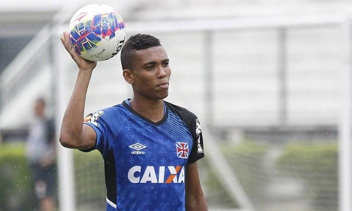 Vídeo: jogador troca Vasco pelo Grêmio