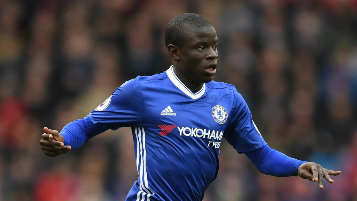 Kanté involucrado en un accidente automovilístico camino a Stamford Bridge