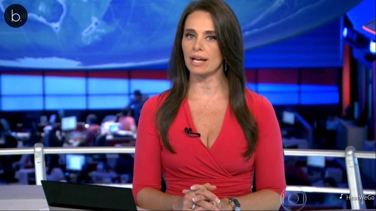 Assista: Carla Vilhena deixa a Rede Globo; saiba o verdadeiro motivo