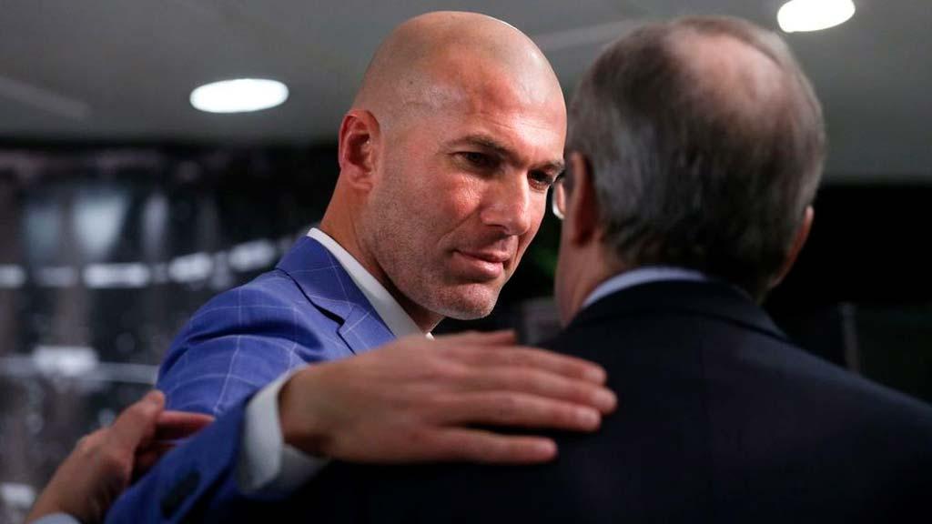 VIDEO: Florentino Pérez prepara una solución drástica a la crisis del R. Madrid