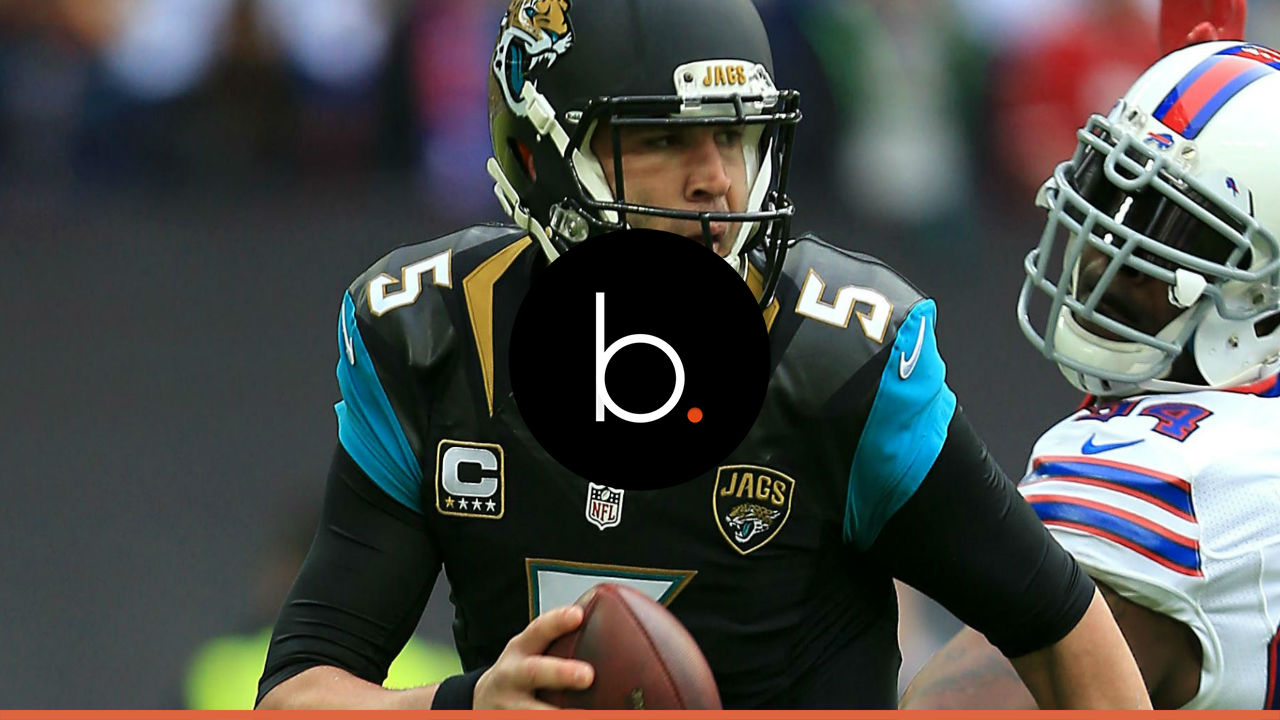 NFL Jacksonville Jaguars showed us that any team can win on any given day