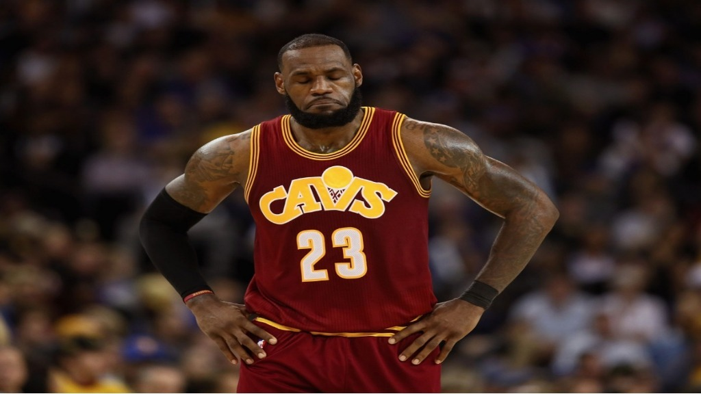 Cavaliers players are reportedly frustrated