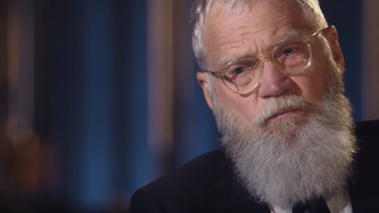 New David Letterman show featured Barack Obama