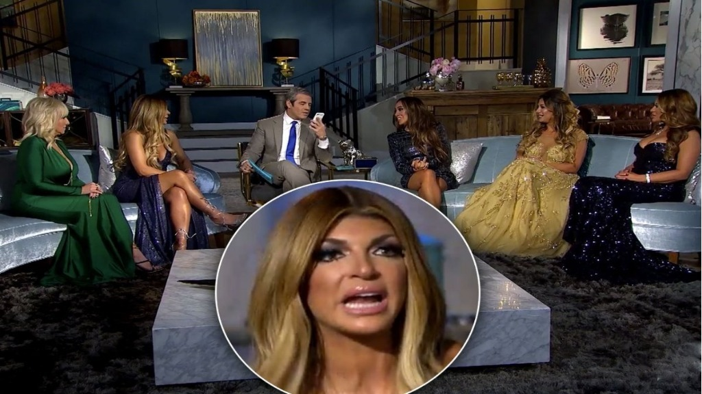 Teresa accuses Kim D. of being a 'Madam' on 'RHONJ' reunion