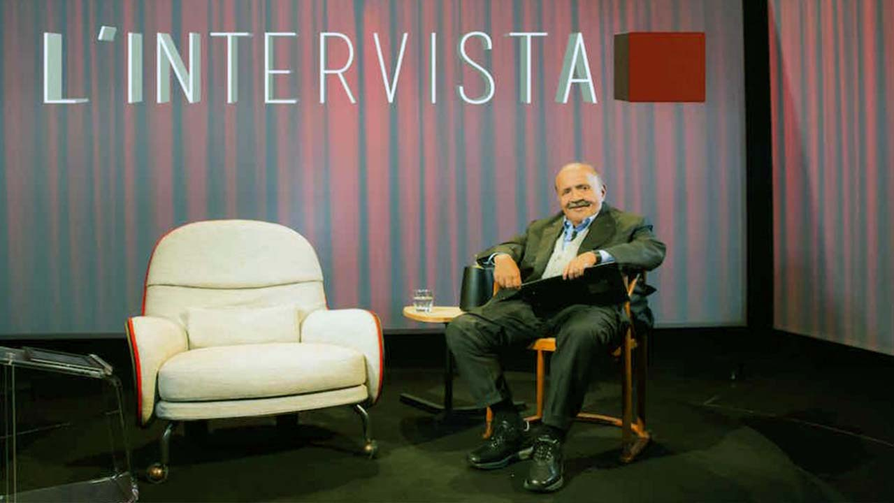 Replica L'Intervista prima puntata 2018 su Video Mediaset