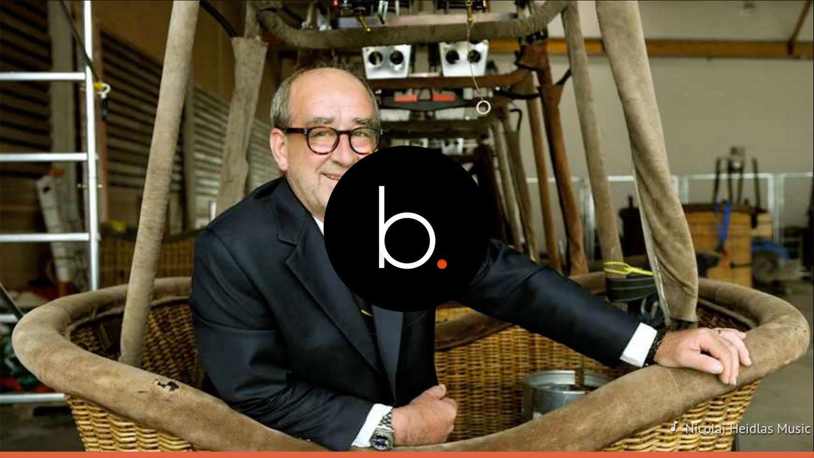 Philippe Buron, décorateur autodidacte des maisons de Johnny Hallyday
