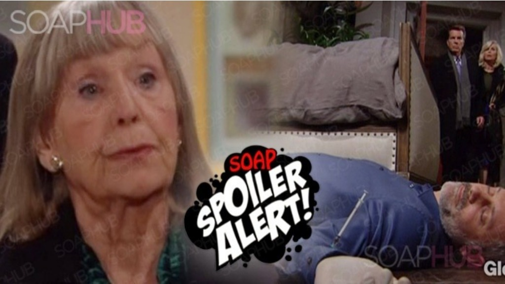 'Young and the Restless' spoilers: Graham's dead, Ashley's the main suspect