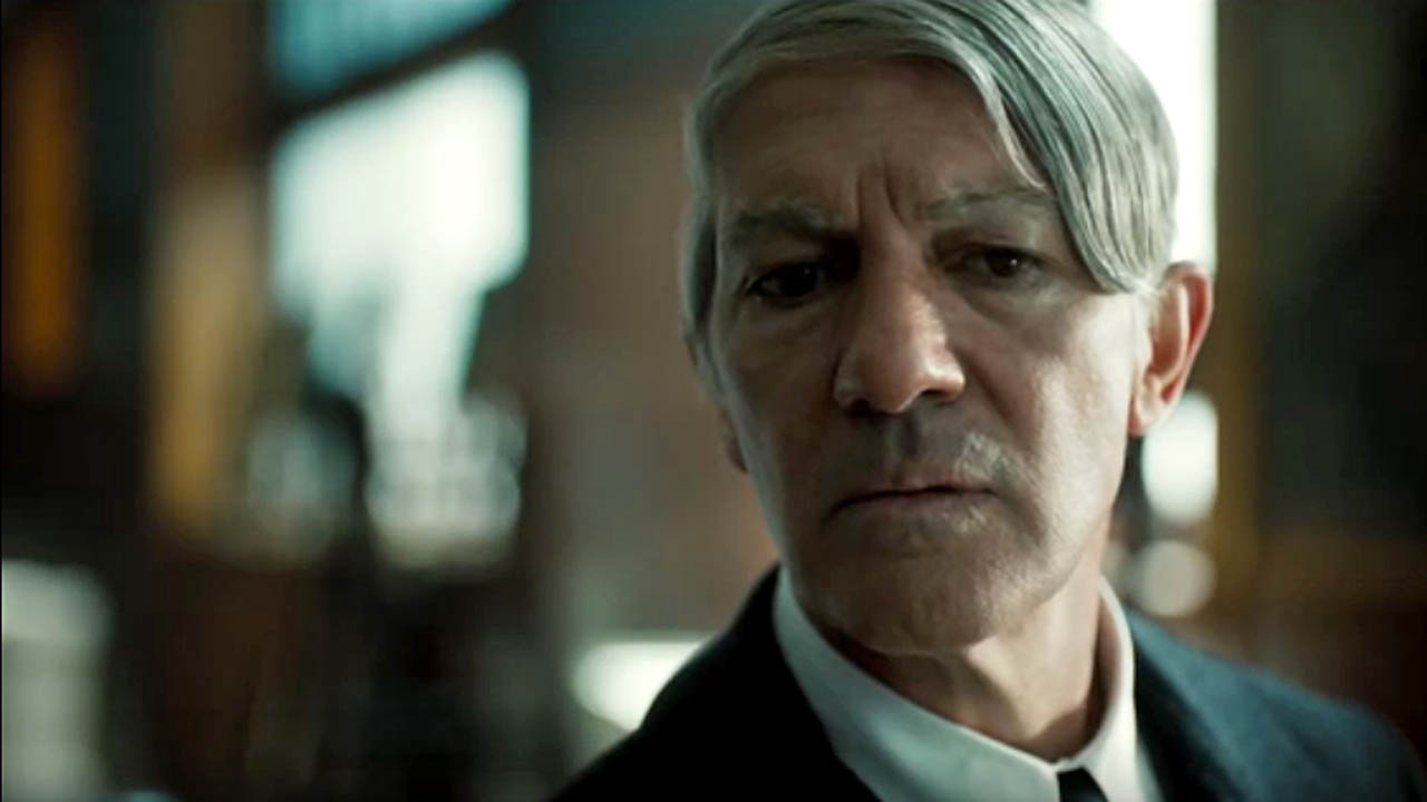 Antonio Banderas is Pablo Picasso in season 2 of NatGeo's 'Genius'