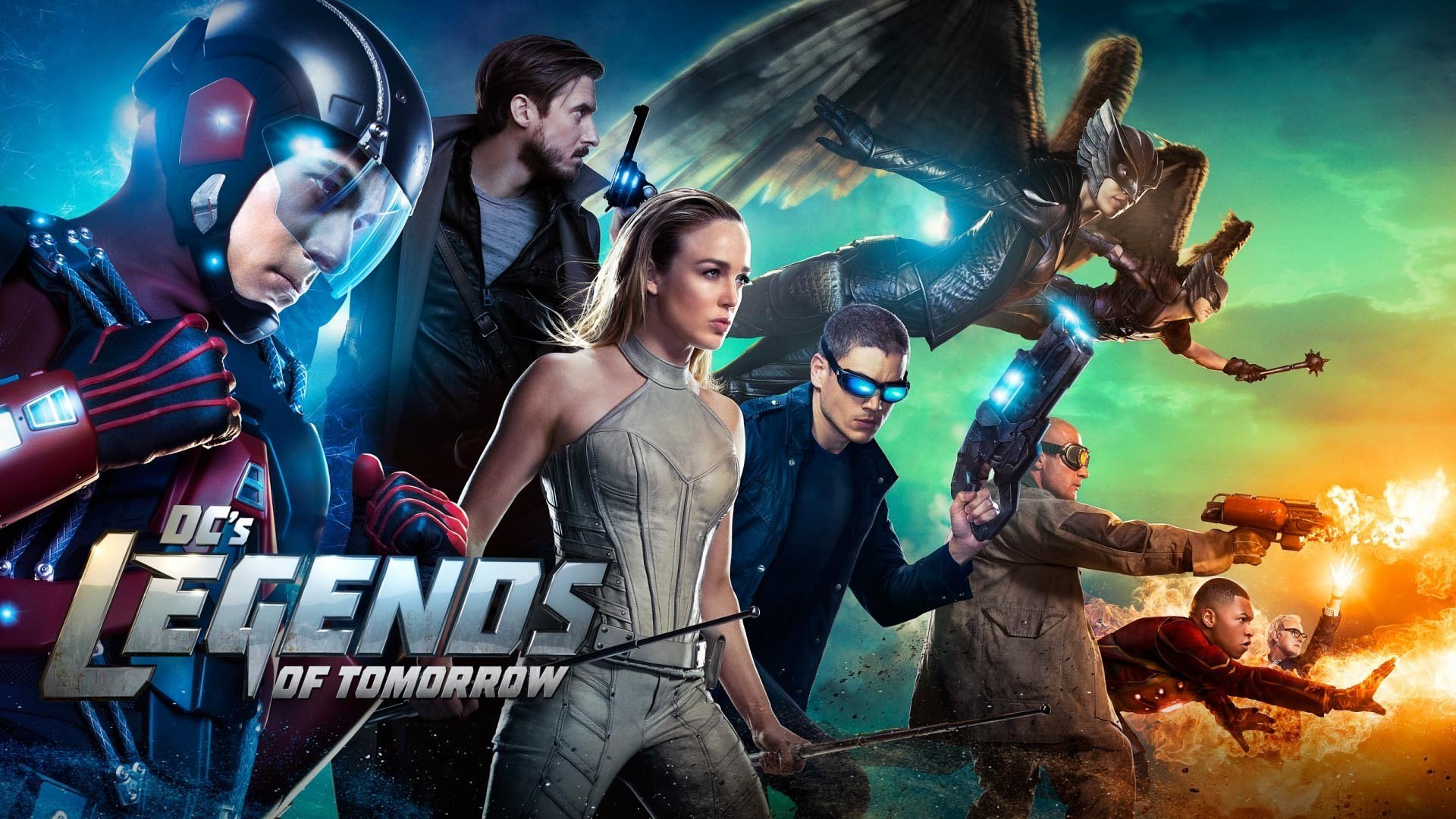 'Legends of Tomorrow' Season 3: Citizen Cold and John Constantine romance  teased