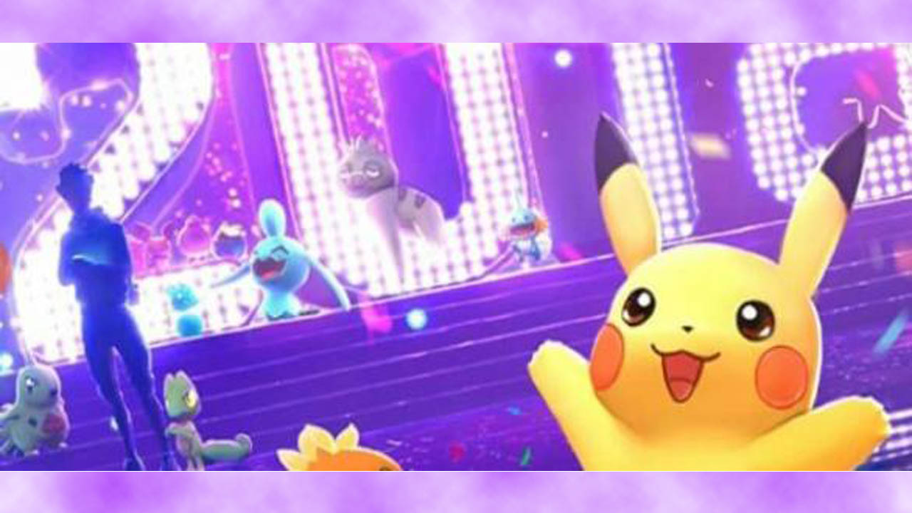 New loading screen for Pokemon Go is live for 2018