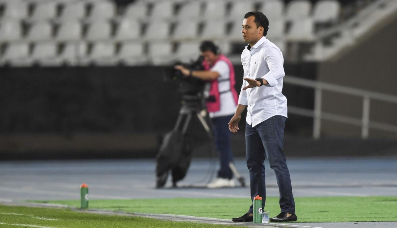 Comentarios del entrenador Jair Ventura después de su primera victoria.