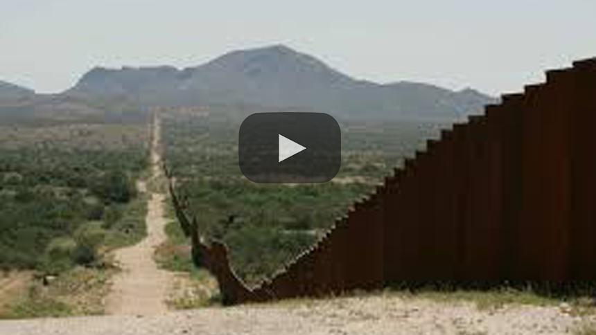 El presidente de USA niega cambio de opinión sobre el plan del muro
