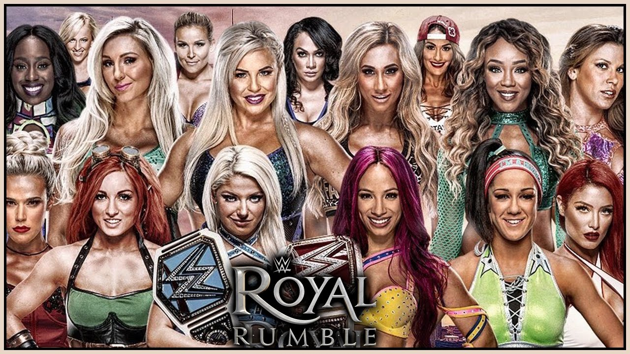 10 likely winners of Women's Royal Rumble