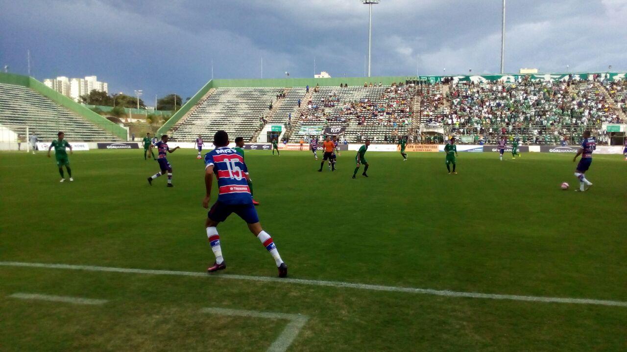Vídeo: Fortaleza faz segundo jogo pelo estadual