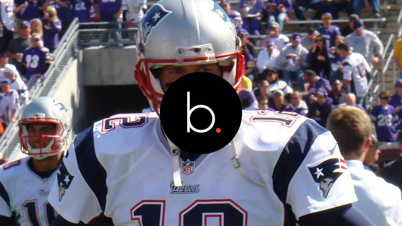 One of Tom Brady's many comebacks