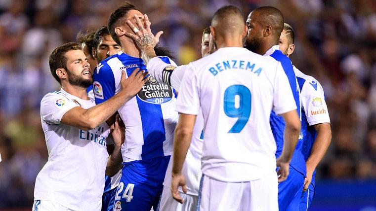 Algunas claves de la resurrección del Real Madrid contra el Depor