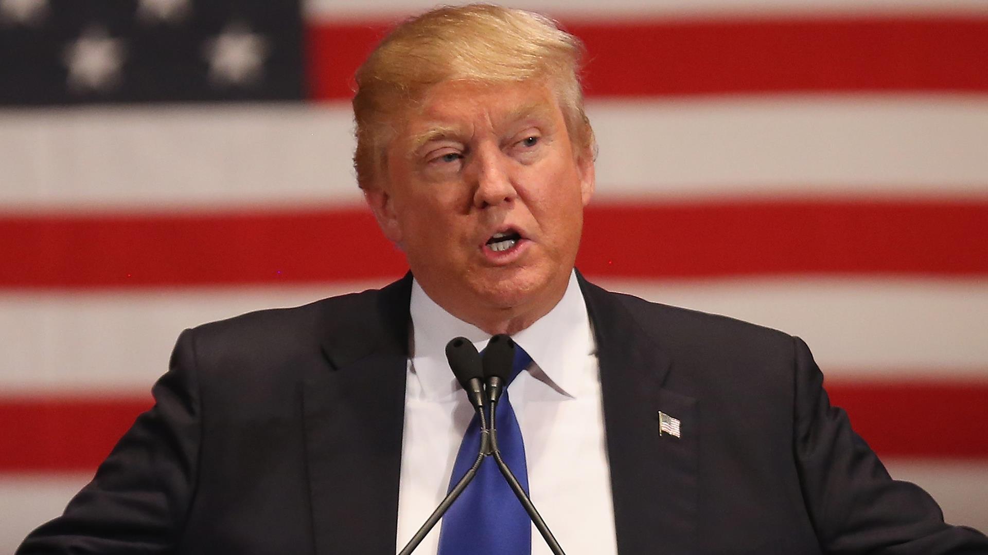 Trump cambia el correo de voz WH para culpar a Dems por el cierre del gobierno
