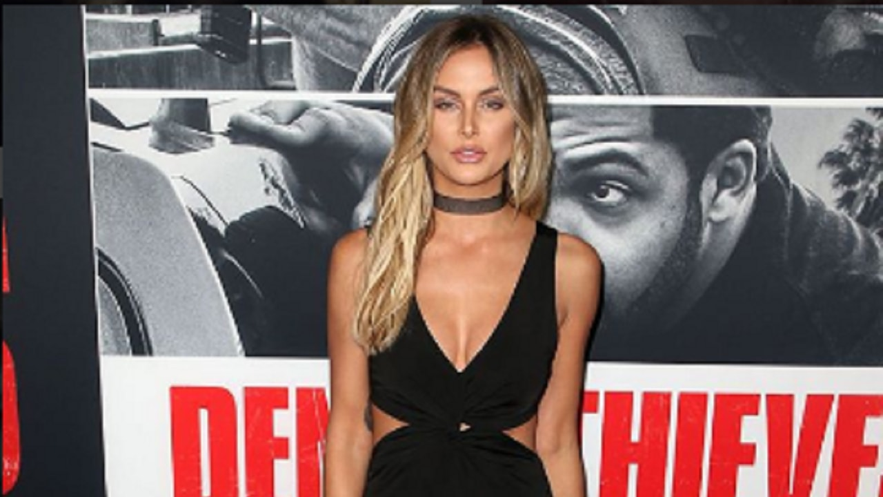 Lala Kent gushes over boyfriend Randall after James' vicious attack