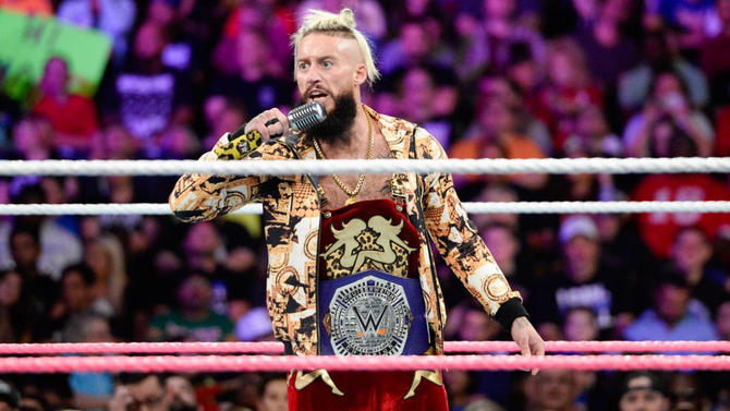 Enzo Amore released from WWE after rape allegation