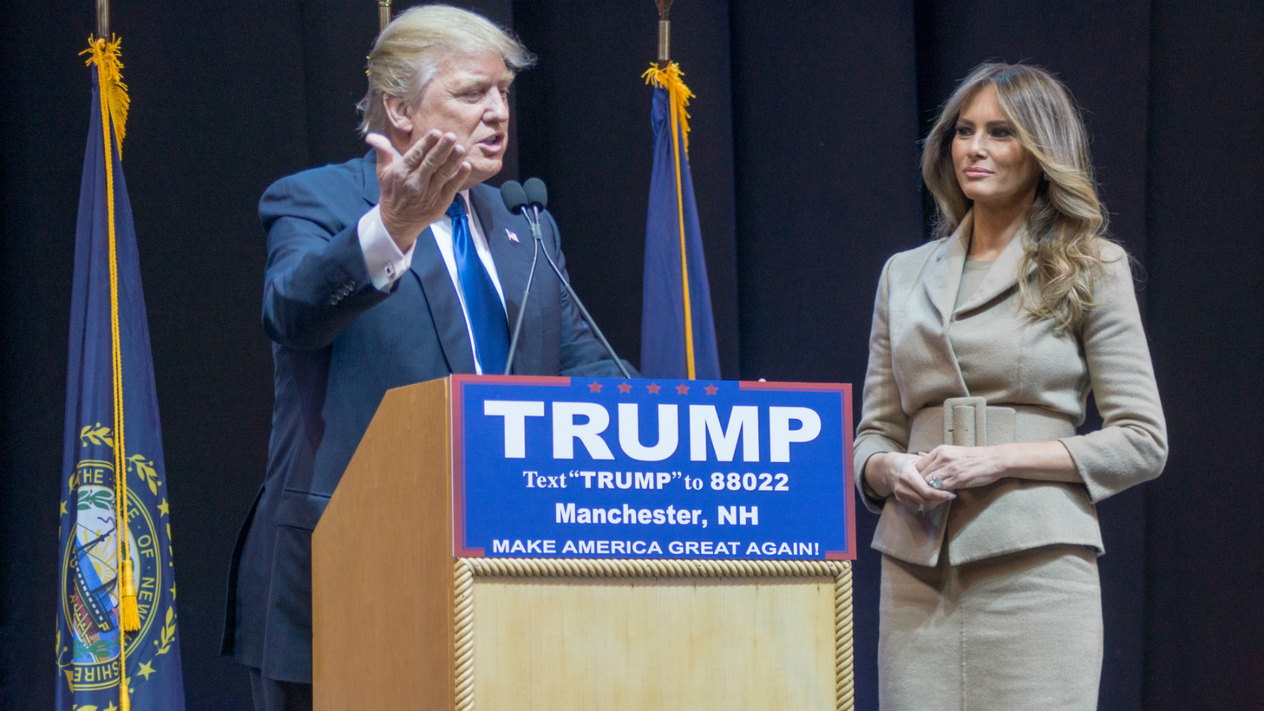 Melania, Donald Trump roasted on Twitter for ignoring their anniversary