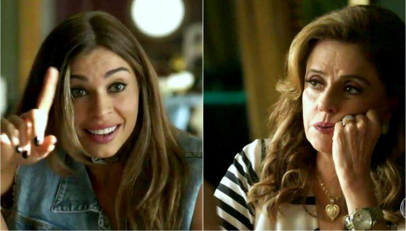 Vídeo: Lívia vai se virar contra Sophia