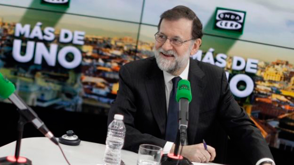 VIDEO: Rajoy y su bochornoso mensaje sobre las mujeres